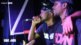 The Den July 2015: JME, Frisco & Giggs perform