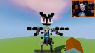 """Budowanko #4 - """"Epicki robot!"""" w/ Akiri"""