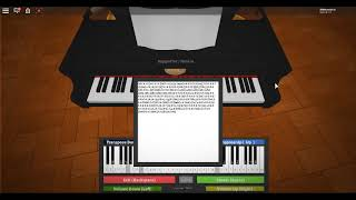 Roblox Piano || All I Want For Christmas - Mariah Carey