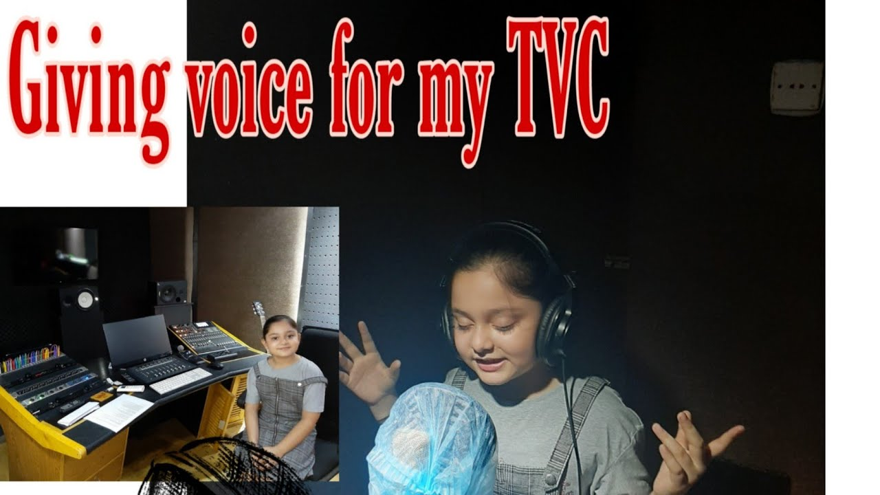 Download My voice day of my TVC