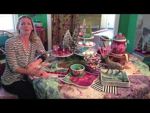 Holiday Tips: Tracy Porter