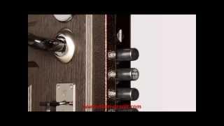 Стальная дверь Гранит М5(Стальная дверь Гранит М5, обзор модели. Адрес официального производителя: http://dveri-granit.com., 2013-04-27T08:57:30.000Z)