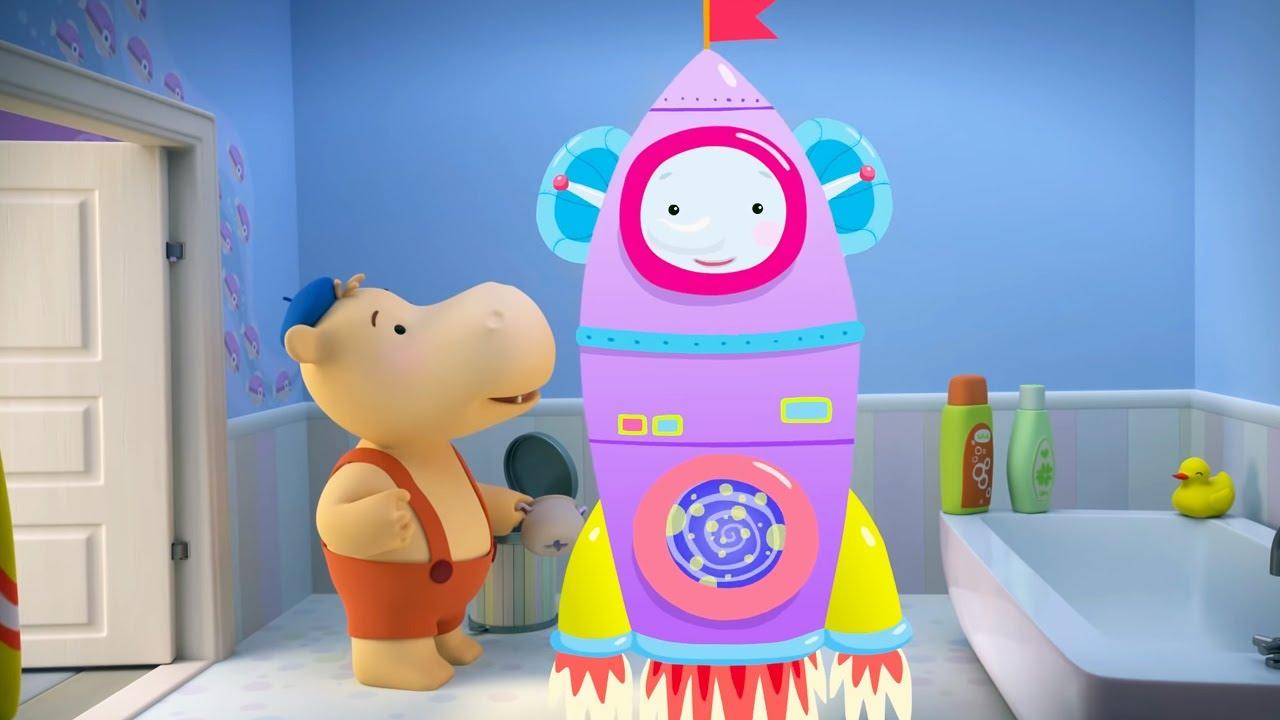 Тима и Тома - Большая уборка - Приключения Комедия Мультик для детей