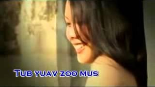 Kuv Yog Tus Hlub Koj Instrumental Karaoke- Amanda Vang