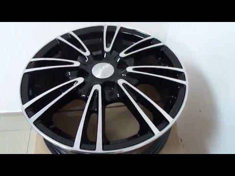 Литые диски СКАД Пантера R15 на Hyundai Accent, Solaris, Getz,  Kia Rio и др.