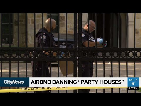 TimBuck2 - Airbnb Has Banned House Party Rentals