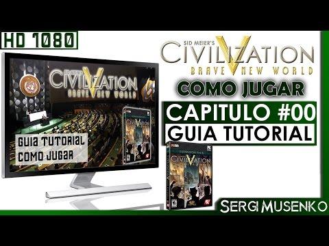 Civilization V Gameplay Tutorial Guia para principiantes (Fundar y gestion de Ciudad)