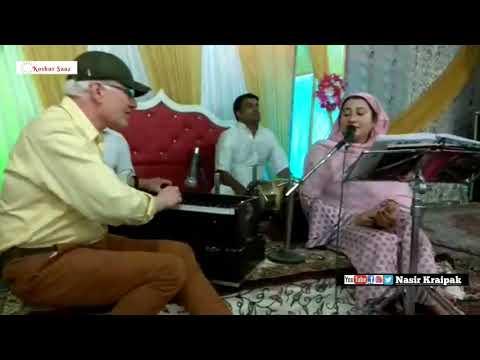 New Song Composition |Marmati Yaar Kar Thas by Zahida Taranum at Wedding ceremony Kashmir