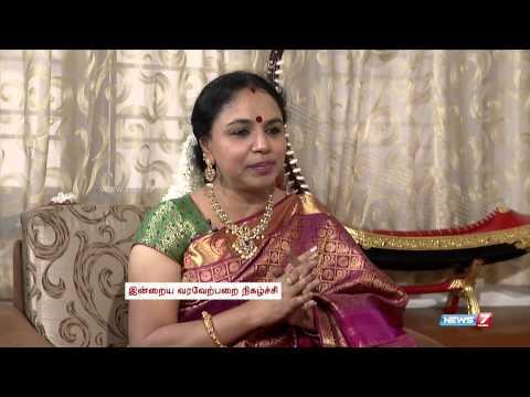 Varaverpparai: Vocalist Sudha Ragunathan on her musical journey- 2