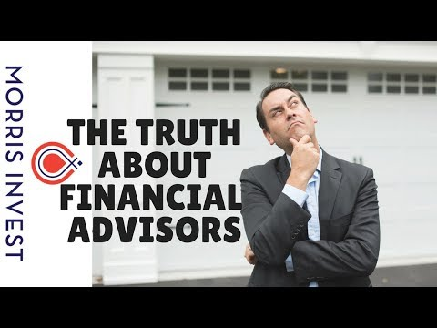 Why Financial Advisors Won't Talk To You About Real Estate