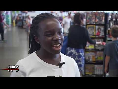 All Texas HEB Locations To Sell Austin Teen's Lemonade   9/2019