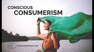 Conscious consumerism | Tips for saving the planet