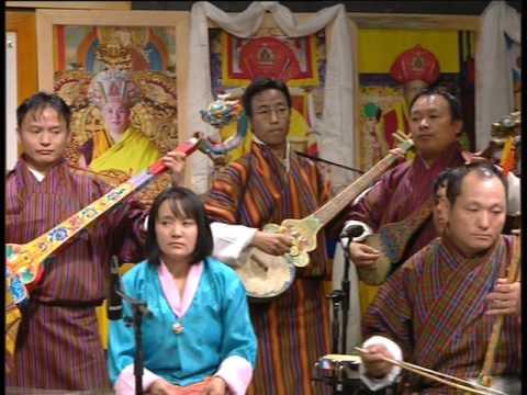 Bhutanese Traditional folk musical InstrumentalTunes of 90's