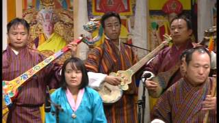 Bhutanese Traditional folk musical InstrumentalTunes of 90's