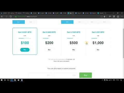 How To Fund Your CEX.IO Account - How To Buy Bitcoin And Make BitCoin Transactions