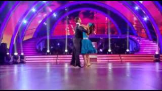 Chelsee Healey & Pasha Kovalev - Quickstep - Strictly Come Dancing 2011 - Week 4 - SD