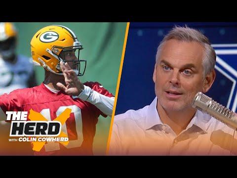 It's all about Jordan Love, talks Dak Prescott's deal with Jordan Brand —Colin | NFL | THE HERD