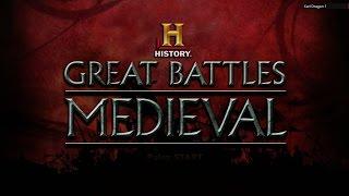 Great Battles Medieval Tutorial y Episodio #1