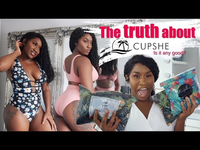The truth about Cupshe swimwear! I cant believe these swimsuits!