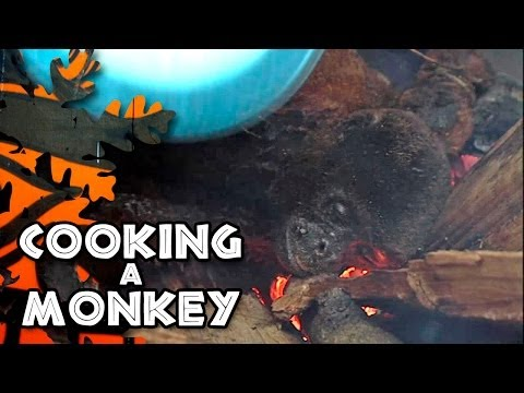 Cooking a Monkey...again