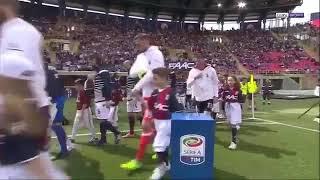 Bologna 1 x 2 Milan | Melhores Momentos | Campeonato Italiano | (29/04/18)