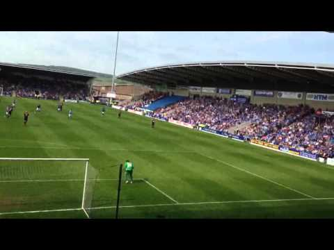 Chesterfield FC - We are Sailing