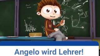 Angelo Neue Deutsche Folge: Angelo Wird Lehrer