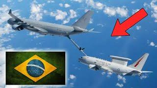 Brasil vai Comprar Novos Aviões Militares