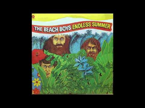 The Beach Boys - The Warmth Of The Sun - Original LP Remastered