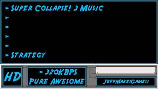 Super Collapse! 3 Music - Strategy