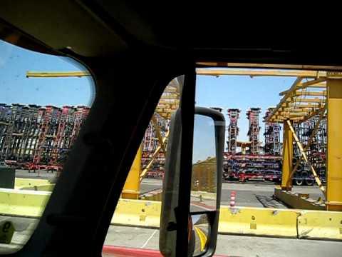 Trucking Job Intermodal Burlington Northern Santa Fe (BNSF)