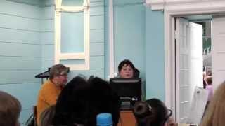 Выступление Галины Зегебарт, Учение без Мучения 27 Марта 2015, mpgu edu