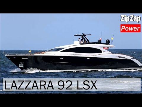 Lazzara 92 LSX   FREDDY
