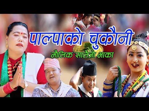 पाल्पाकाे चुकाैनी    New Nepali Typical Salaijo 2075, 2018    Sital Lamichhane & Sharmila Gurung