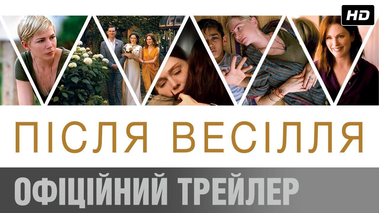 Джуліанна Мур та Мішель Вільямс у трейлері ПІСЛЯ ВЕСІЛЛЯ