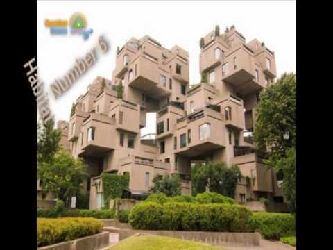 Top 10 strangest buildings youtube - Homedesignlover com ...