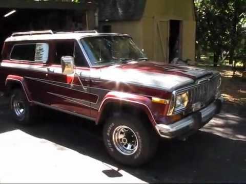 1983 jeep cherokee update video 3 26 12 youtube. Black Bedroom Furniture Sets. Home Design Ideas