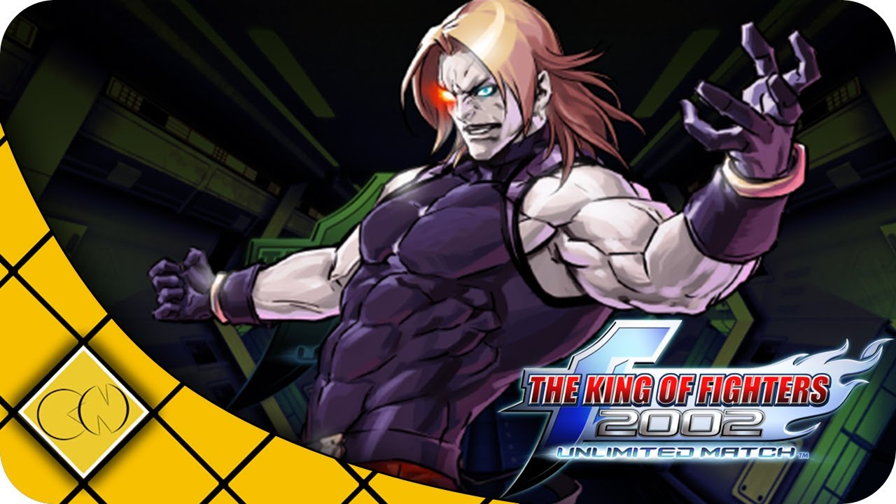 The King Of Fighters 2002 Unlimited Match Ps2 Iso Free