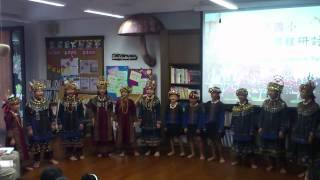 Aboriginal songs of paiwan tribe