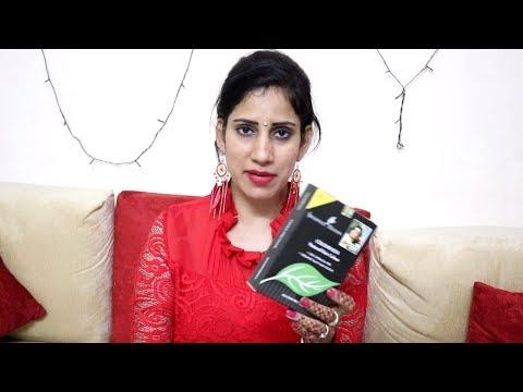 Shahnaz Husain Colourveda Natural Hair Colour Blackish Brown Review Natural Hair Dye Grey White Hair