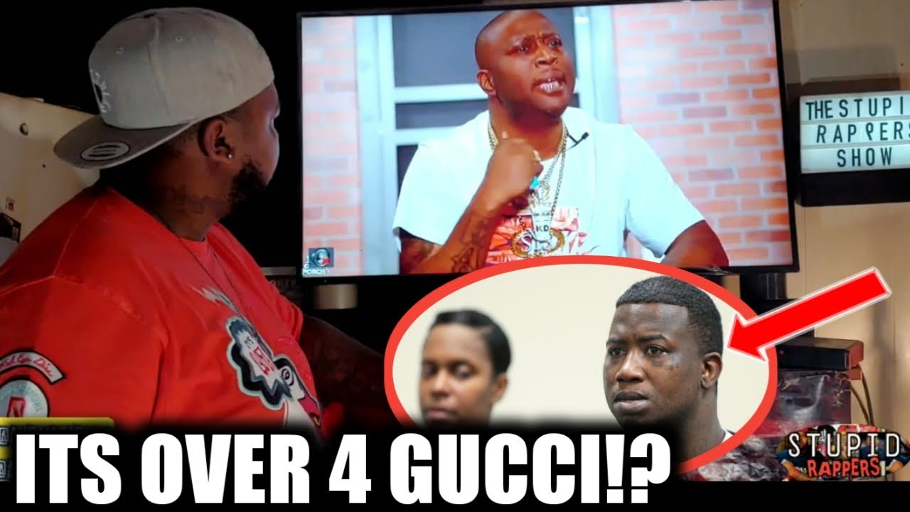 Do YOU SEE Gucci Mane DIFFERENT after SEEING THIS!? Is he STILL the Hip-Hop BOOGYMAN?