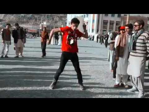Kust University Kohat Boy Dance