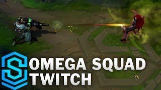 Omega Squad Twitch Skin Spotlight - League of Legends