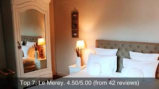 Top rated Hotels in Poitiers, France | 2020