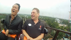 The Tech Behind Great Adventure's roller coasters