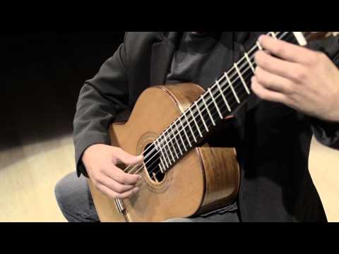No Surprises - Radiohead - Classical guitar - João Fuss