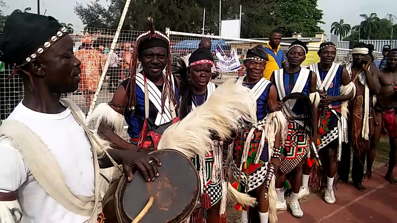 Ngas [Plateau State] Sombi Dance - YouTube