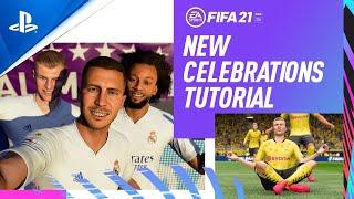 FIFA 21 | Tráiler de nuevas celebraciones | PS4