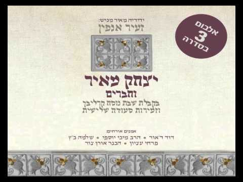 יצחק מאיר וחברים - ידיד נפש (Official - High Quality)