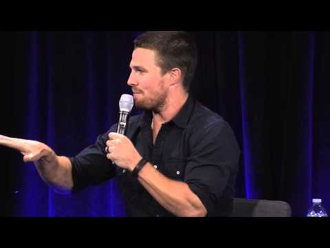 Nerd HQ 2015: A Conversation With Stephen Amell
